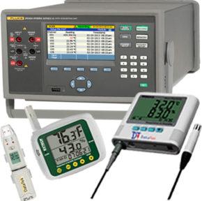 Data Acquisition & Temperature logger