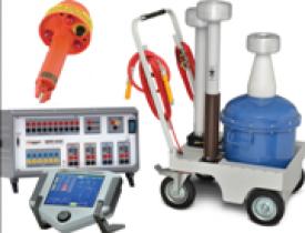 Medium & High Voltage Testing Equipment