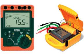 5 KV Insulation Tester