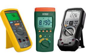 1 KV Insulation Tester