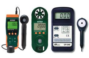 UV & Spectro Meters